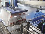 Fast Automatic Plastic Film Heat Shrink Packaging Equipment For Small Capacity
