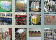 Full Auto Wrapping Film Shrink Packaging Equipment For Water Juice Factory
