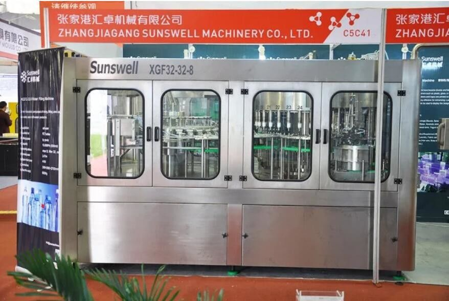 1L 2L 3L 5L Bottled Water Filling Equimpment Products Line With Great Performance