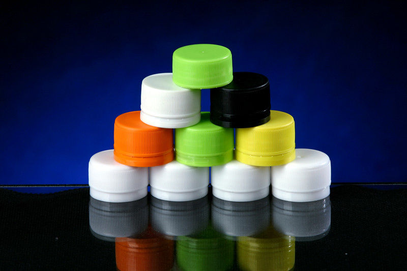 26mm HDPE & PP Cap For bottles of water, carbonated drinks, hotfill, oil, 5 gallon